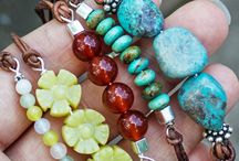 Jewelry to make with my girls / by Jen Schultz