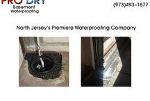Basement Waterproofing Dover NJ