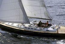 Alquiler veleros ibiza Beneteau 57