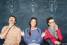 Creative Thinking / упражнения для развития креативного мышления