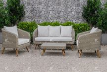 Patio Furniture with special designs