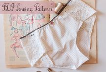 camis, knickers and other pretties. / by Erika Knipe