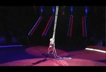 SWINGING TRAPEZE / CLOUD SWING VIDEOS