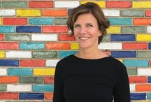 Jeanne Gang / Jeanne Gang will give the Charles M. Sappenfield Guest Lecture at Ball State University, April 19, 2016, 4:30 p.m., in Pruis Hall.