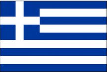 Greece - Hellas / Cradle of Western Civilization. Land of Gods.  Country with thousands of islands in the Aegean Sea.