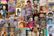 Cloth Baby Doll Challenge / A cloth doll challenge every March to Celebrate one of our favorite dolls... The Cloth Doll Baby! 2014 Challenge Announced - Go to... http://ClothDollBabies.com