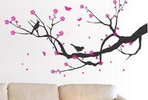 Vinyl Wall Art | Αυτοκόλλητα Τοίχου