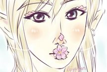 Drawings by Liiyayan
