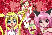 Tokyo Mew mew Yes Pretty cure 5 Mermaid melody and Shugo Chara ❤