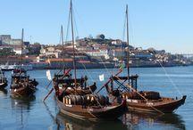 Porto e Vila Nova de Gaia - Portugal /  Conhecer duas cidades lindas de Portugal   https://www.facebook.com/conceicao.vidal