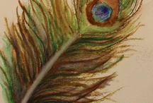 watercolor pencils / by Judy Roberts
