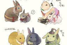 동물 그림