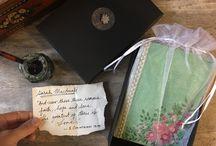 Bookbinding Giveaways