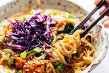 Ⓥ | asian / Asian & thaï food