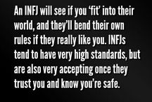 INFJ or INFP / INFJ and INFP traits for those who are borderline or uncertain or just curious