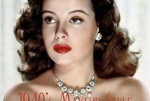 1920's-1970's Makeup Trends / by Joy David-Tilberg