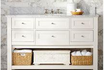 Dresser into vanity