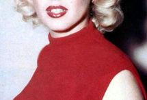 Marilyn e audrey