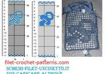 Favors crochet filet patterns