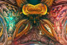 Daily Random Fractals - Digital Art - #76