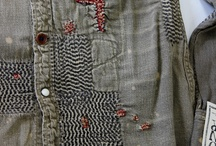 Embroidery on clothes