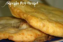 Fry bread & flat breads