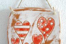 Pottery valentine ideas