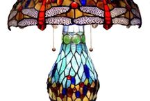 Luminous Tiffany Lamps