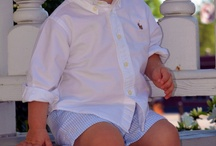 Style-Little Boy Outfit