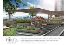 Vidalta Torre Miralta / La nueva Torre de Vidalta Parque Residencial