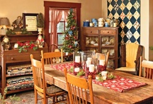 Home Sweet Home Design / I love the country/farmhouse/primitive/shabby look / by Nancy Reilly-Kelly