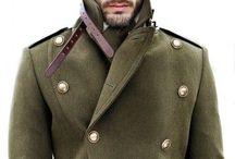 Winter coat shopping