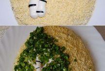 ozdoby salatkowe