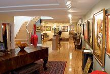 Le Balcon d'Art / Galerie d'art / Art Gallery ouvert en octobre 1985  / open since October 1985 650 Notre Dame Saint Lambert QC J4P 2L1  www.balcondart.com 450-466-8920 #balcondart