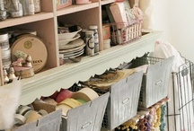 crafty organizing