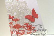 Butterfly Cards / by Cheryl Finotti