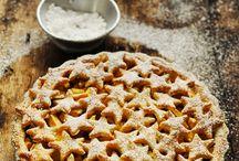 Apple pie natalizio
