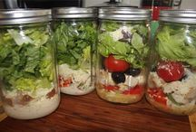 Salads / by Nelda Proctor