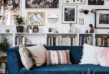 Interior Inspo - Living Room