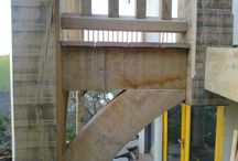 Structures / Various projects we have undertaken for our clients that lie outside of the traditional joinery genre