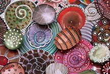 Malované kameny /motivy/