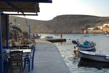 Je suis en vacances aux Cyclades