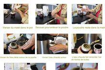 Préparation du maté / Comment préparer le maté tradition Sol à Sol#