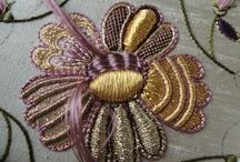 Goldwork and Stumpwork