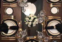 Art de la Table, decoration