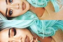 make up & hair inspired
