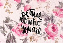 Words & Prints / Here is where you will find beautiful wall art, prints, inspirational quotes and beautiful words. #quotes #inspiration #wallart #print