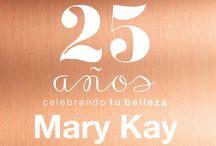 25 Aniversario Mary Kay España / Hemos crecido contigo y por eso, te invitamos a conocer nuestra historia y nuestros productos estrella.   Qué es lo que no te puedes perder de una marca que crece contigo.