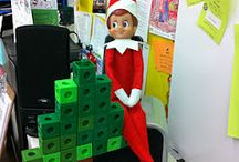 Elf on the Shelf / by Gina Mariscal
