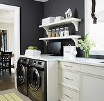 Sunny Laundry Rooms / by Nicole